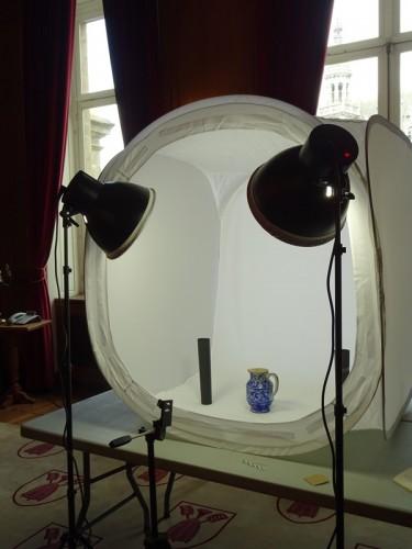 Inventarisatie van de collectie van de Belgische Brouwers
