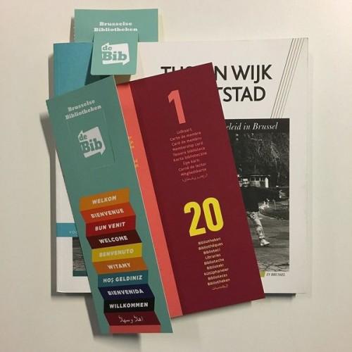 Anderstalige gebruikers toeleiden naar de Brusselse Bibliotheken