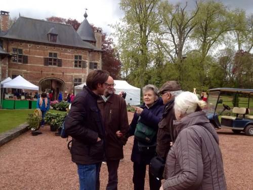 Senioren hobbyclub De Eglantier (Sint-Agatha-Berchem)