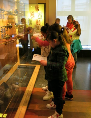 Krokuskriebels 2016 – samenwerking tussen museum, kunsteducatieve organisatie en IBO
