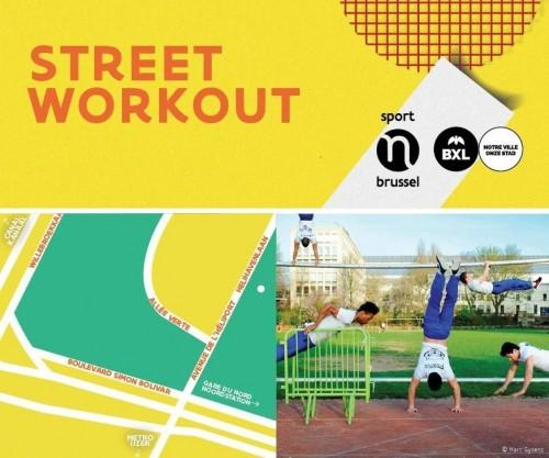 Opening Street Workout Maximiliaanpark